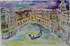 Le Rialto à Venise