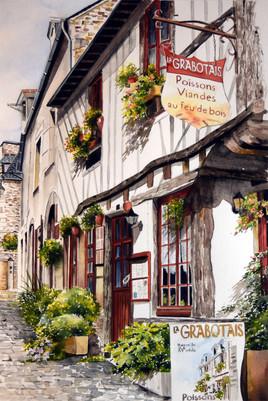 Le grabotais - Dol de Bretagne