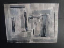 Entre gris clair et gris foncé