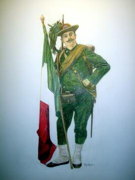 ITALIA 1914-1915