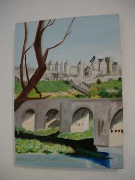 Carcassonne et sa Cité et le Pont Vieux