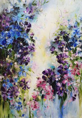 Danuta Mazurkiewicz - Flowers