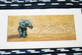 enfant d'éléphant