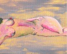 un nue féminin
