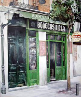 Bodegas Ricla_Madrid