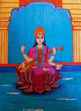 Divinité Hindou