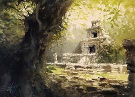 Ruines Maya II