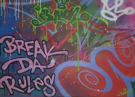Break da rules