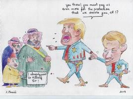 American Jihad الجزية