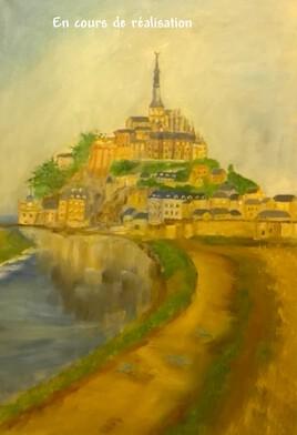 Le Mont Saint Michel (en cours...)