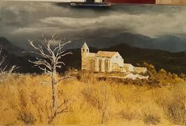 Orage en Provence