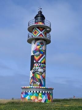 Faro de Ajo (Phare de Ajo -  Cantabrie)