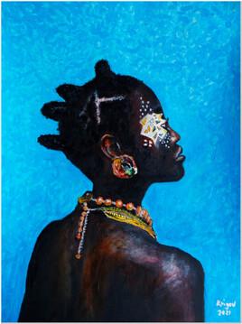 Black Magic Woman IX