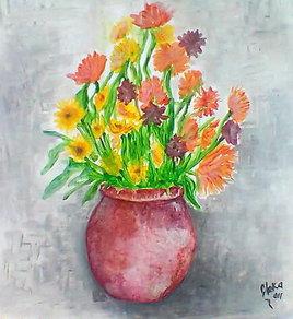 Les fleurs des mes reves