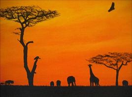 Africa adieu !