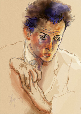Tribute to Egon Schiele 2020
