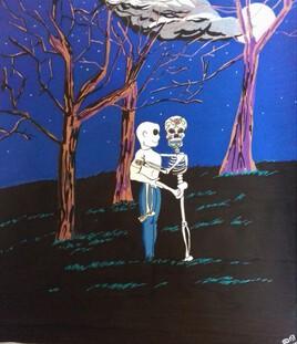 dansons gaiment avec la mort
