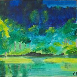 La rivière verte