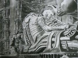 Alien le 8 ième passager