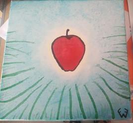 Pomme écarlate