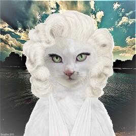 Mioumiou en Marilyn..
