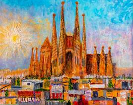 Sagrada Famiglia I - Barcelona