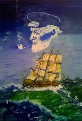 Vieux loup de mer