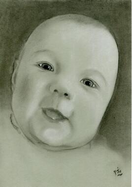 Anaëlle bébé