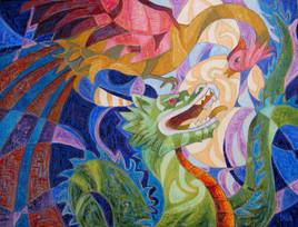 Le phénix et le dragon