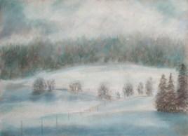 Lumière hivernale 23 - Les Sagnettes