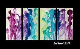 Flowers couleurs