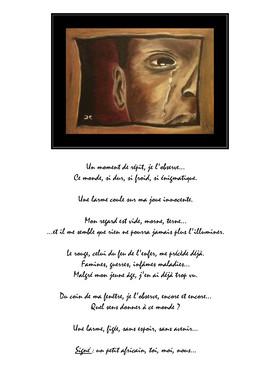 Petit africain + poème
