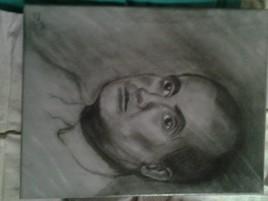 Portrait du peintre MIRO