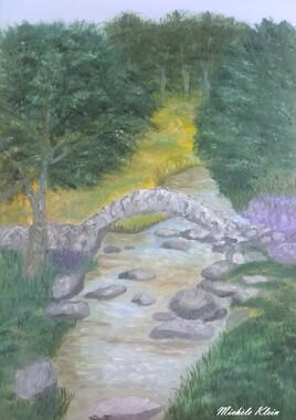 Le Pont de Sénoueix en Creuse!