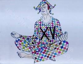 Arlequin zen