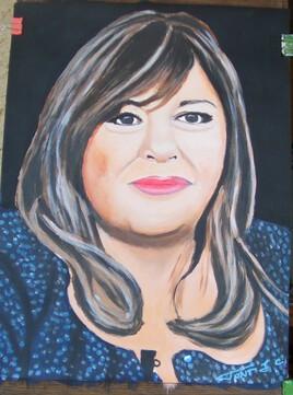 Portrait de Michèle BERNIER