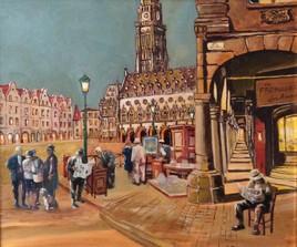 Arras, Place des Héros.