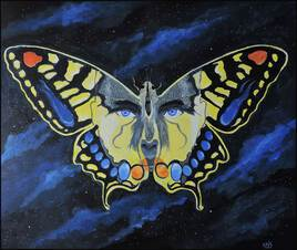 the Space butterfly