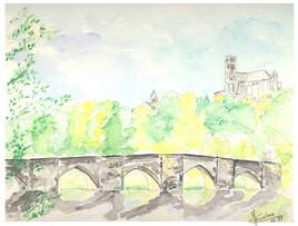 Le Pont Saint-Etienne Limoges