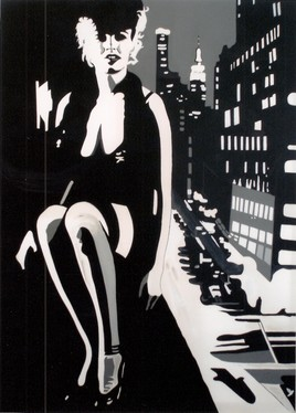 "Marilyn "" New York """