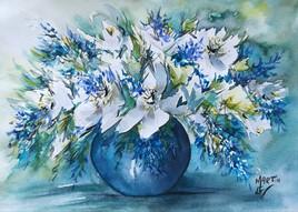 Bouquet Aquarelle