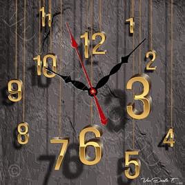 '' Horloge Mobile ''