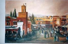 Jamaa Lefna de Marrakech