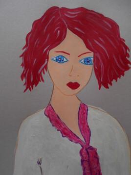 Mary La Rouge