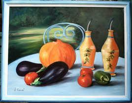 les légumes du jardin