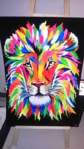 Lion val