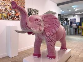 Elephant Rose Silicone de MANIEZ Eddy