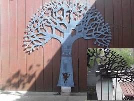 arbre fée