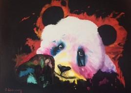 Le Panda d'après Patrice Murciano