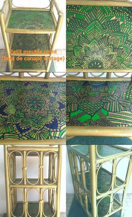 meuble peint (relooking meuble vintage)